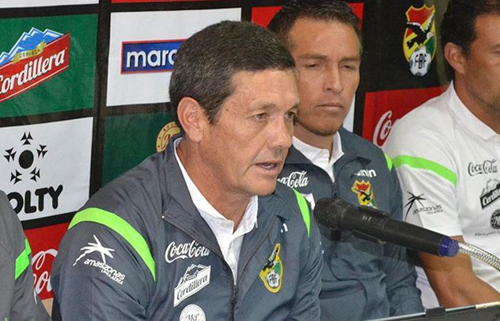 Soria sobre su proyecto: Es lo mejor para el fúbol boliviano