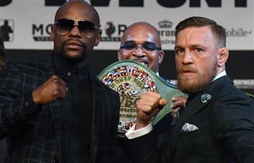 Mayweather vs McGregor: ¿Dónde y a qué hora ver el encuentro?