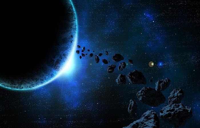 NASA: Pequeño asteroide pasará muy cerca a la Tierra