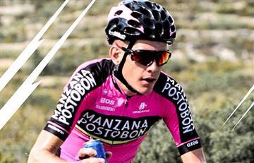 Vuelta a España: Ciclista del Manzana Postobón en el top 10 de la general