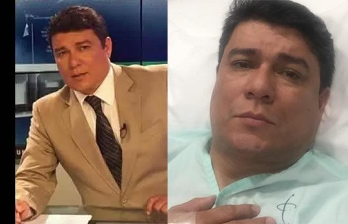 Jorge Robles: El reconocido presentador sufrió un preinfarto