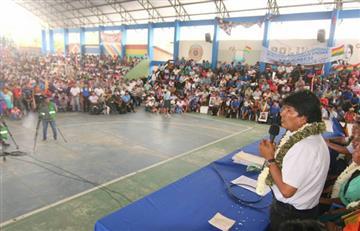Gobierno anuncia fondo antipobreza para 84 municipios de La Paz
