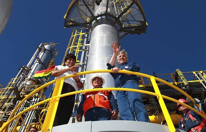 Hidrocarburos: Principal fuente de generación energética en Bolivia