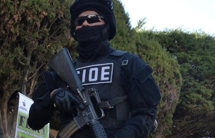 Policías de Perú y Bolivia dan duro golpe al narcotráfico