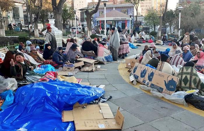 Achacachi: Aumentan las protestas y se refuerza la presión en La Paz