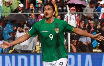 Marcelo Martins espera en Lima a la Selección Boliviana