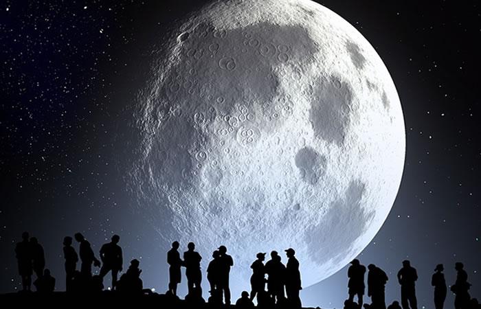 Luna. Foto: Pixabay