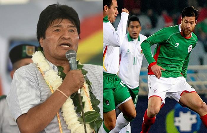 Evo Morales: ¿En dónde verá el partido contra Perú?