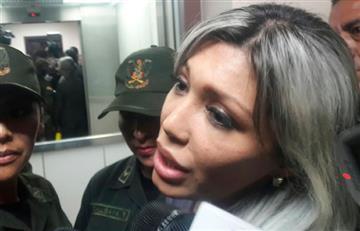 """Mujeres de Achacachi buscan """"dialogar"""" con Gabriela Zapata"""