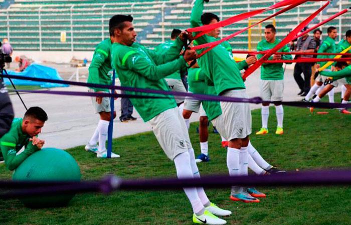 Siete seleccionados no viajan con 'La Verde' a Lima