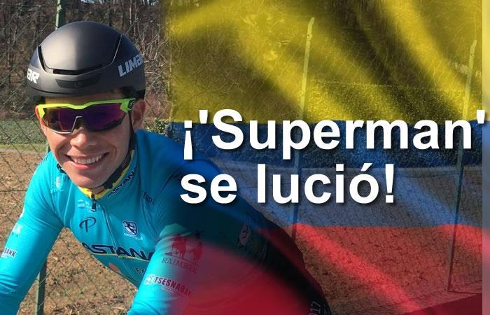 Vuelta a España: Miguel Ángel López ganó la etapa 11