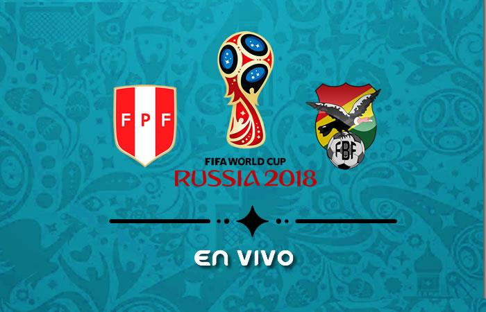 Perú se sobrepone a Bolivia 2 a 1