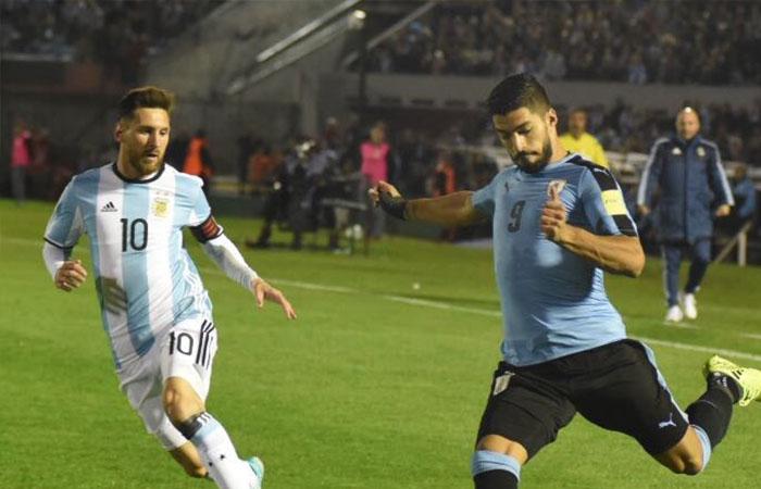 Foto: Twitter / Selección Uruguaya