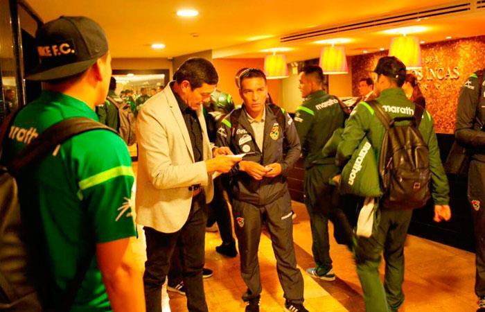 Soria anuncia una Bolivia más táctica ante Perú