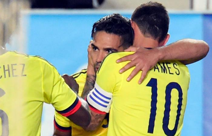 Eliminatorias Rusia 2018: Así quedó Colombia en la tabla de posiciones