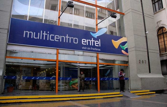 Entel proveerá servicios al sur de Perú
