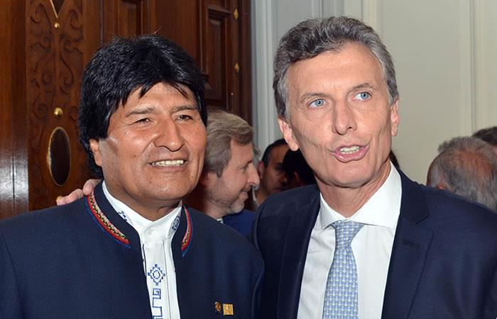 Morales y Macri se reunirán en octubre en Jujuy