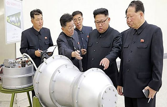Bogotá: Bomba nuclear de hidrógeno podría vaporizar la Sabana