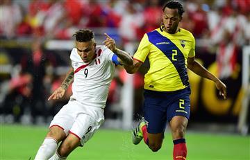 Ecuador vs. Perú: Transmisión EN VIVO por TV y online