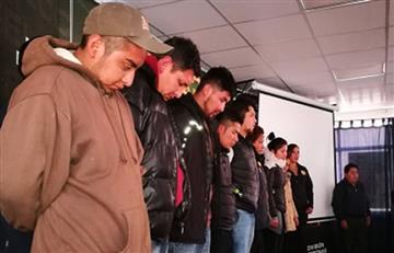 La Paz: Policía captura 8 implicados por brutal asesinato