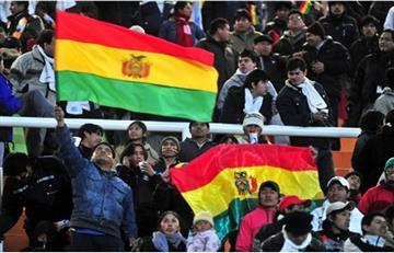 La petición del Gobierno para la hinchada boliviana