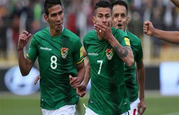 Selección Bolivia: Este fue el gol de la victoria ante Chile