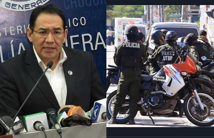 Caso Eurochronos: Fiscalía citó a 4 policías a declarar