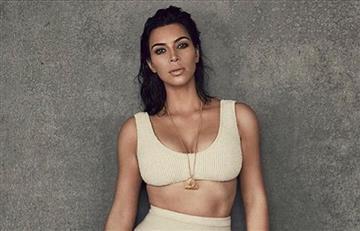 Kim Kardashian y su arriesgado desnudo