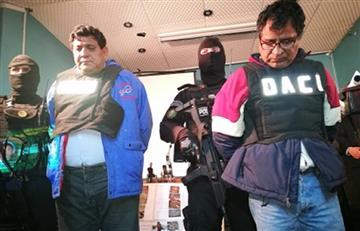 La paz: Policía desarticuló esta peligrosa banda de falsificadores