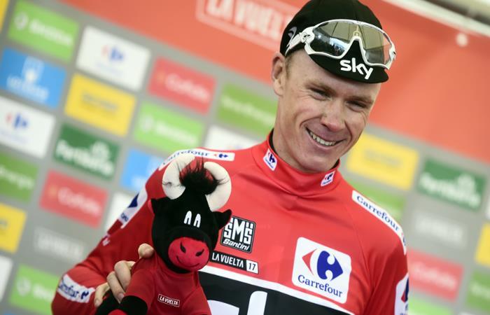 Chris Froome: 'Haber logrado el doblete Tour-Vuelta es una gran sensación'
