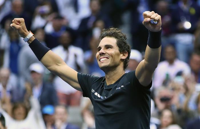 Rafael Nadal se lleva su tercera corona en el US Open y derrota a Anderson