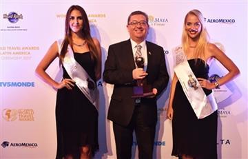 Bolivia ganó 'Oscar' del Turismo como mejor Destino Cultural de América