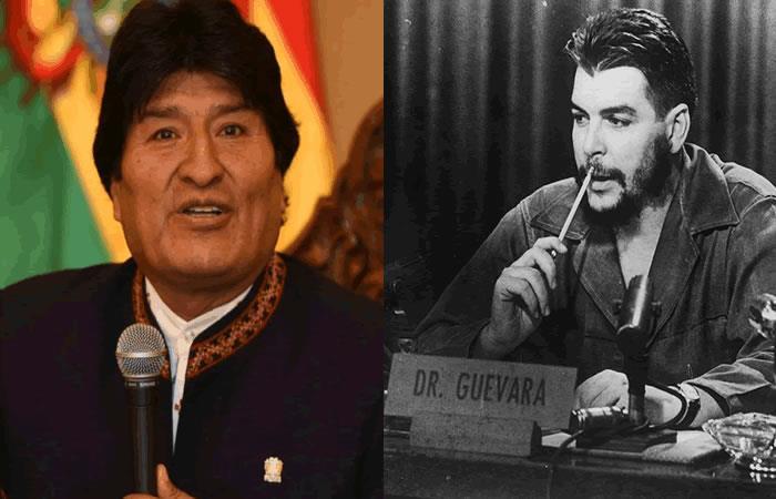 Evo Morales da un importante anuncio sobre los hijos del 'Che' Guevara