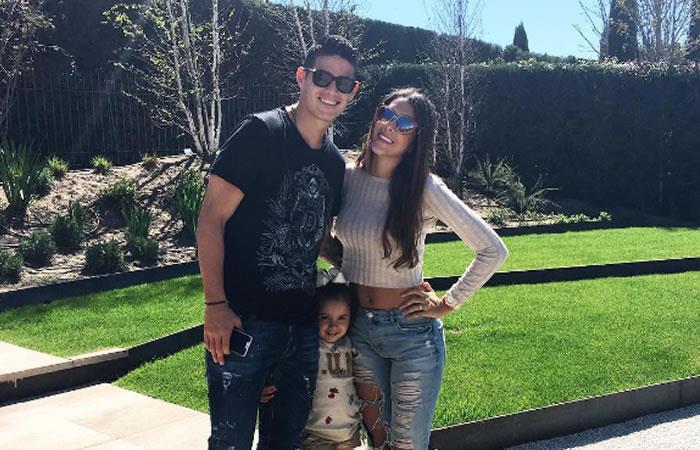 DanielaOspinarompió el silencio sobresu divorcio con James Rodríguez