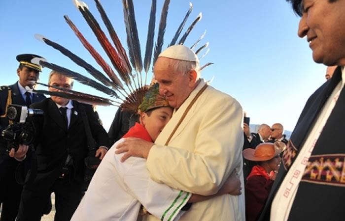 Evo Morales: El fuerte llamado a Trump sobre el papa Francisco