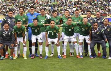 Bolivia ascendió 22 puestos en el ranking de selecciones de la FIFA