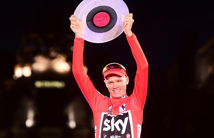 Giro de Italia: Director lanza reto a Froome para que participe
