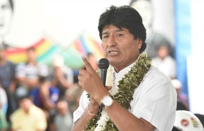 Evo Morales: El MAS pidió al TCP abrir su reelección