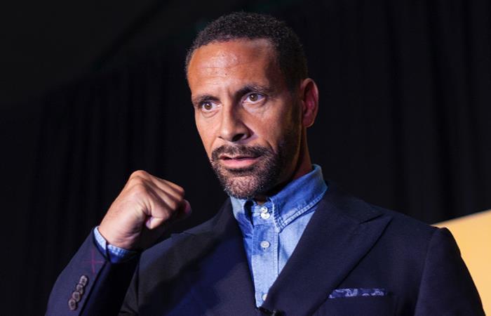 Rio Ferdinand confirma su paso de las canchas al boxeo
