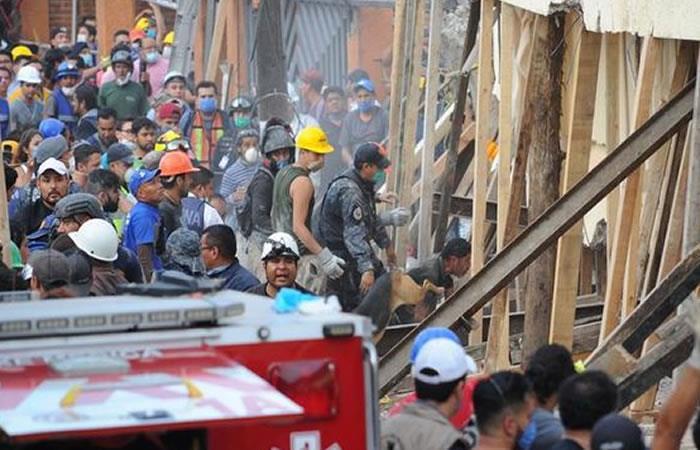 Este es el reporte oficial de víctimas bolivianas en México