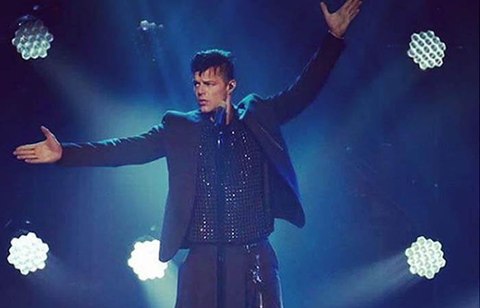Ricky Martin pospone concierto en México tras el sismo