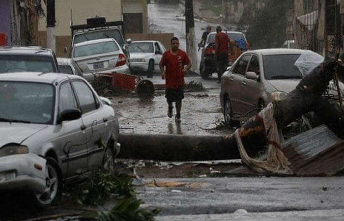 Donald Trump declaró a Puerto Rico 'zona de desastre'
