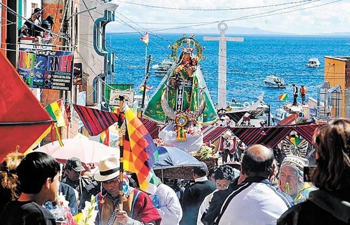 La Virgen de Copacabana llegó al Vaticano