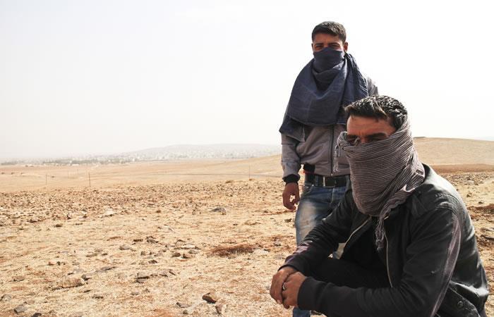 Los kurdos son un pueblo sin estado ni reconocimiento
