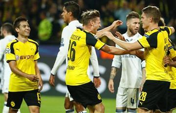 Dortmund vs Real Madrid: ¿Dónde y a qué hora ver el encuentro?