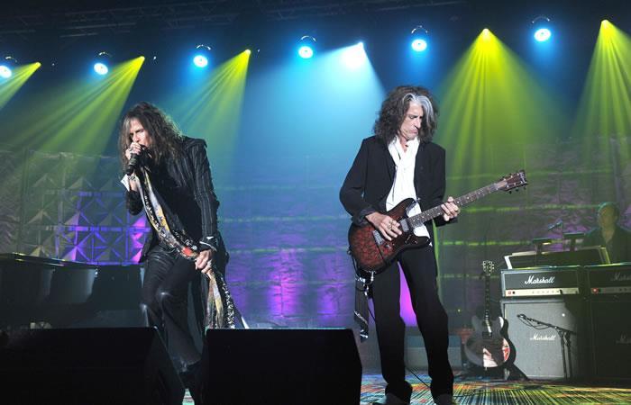 La gira de Aerosmith por Latinoamérica se cancela ante la salud de Steven Tyler