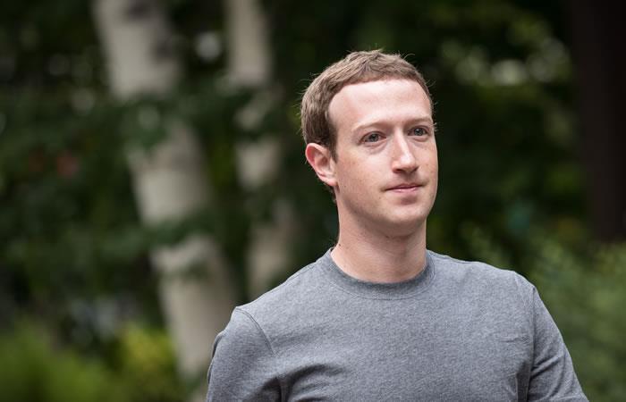 Zuckerberg responde a ataques de Trump sobre Facebook