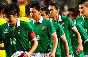 La Selección Bolivia lamenta estas dos bajas para el encuentro contra Brasil