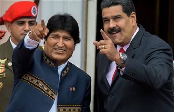 Morales saluda ayuda de Maduro a Puerto Rico pese a ataques de Trump y Almagro