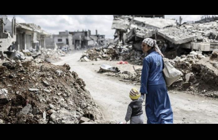 Siria: Septiembre el mes más sangriento del 2017 con tres mil muertos